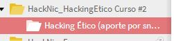hACKING CURSO 2,1
